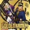 Golden Kamuy Complete Season 2 (Eps 13-24) (Blu-Ray)