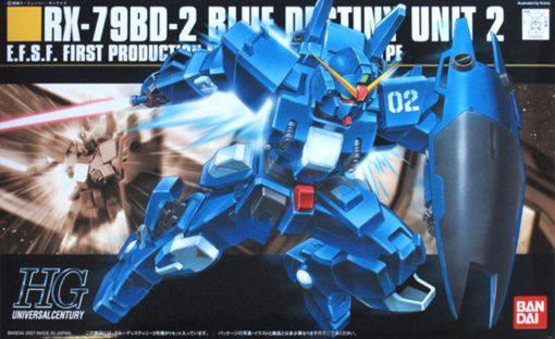 HGUC BLUE DESTINY UNIT 2