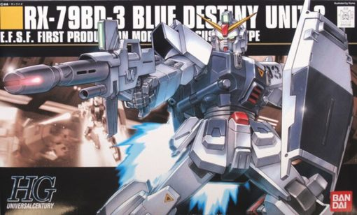 HGUC BLUE DESTINY UNIT 3