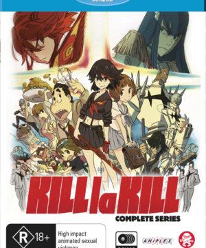 Kill La Kill Complete Series (Blu-Ray)