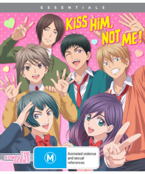 Kiss Him, Not Me! Complete Series (Blu-Ray)