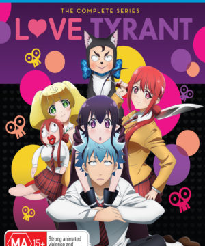 Love Tyrant Complete Series (Eps 1-12) (Blu-Ray)
