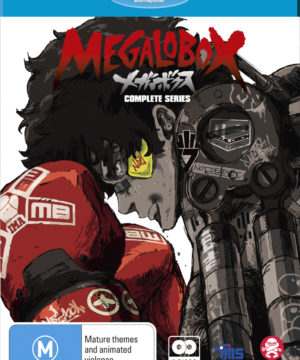 Megalobox Complete Series (Eps 1 - 13) (Blu-Ray)