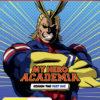 My Hero Academia Season 2 Part 1 DVD / Blu-Ray Combo