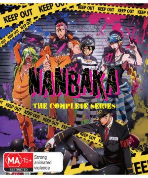 Nanbaka Complete Series ( Blu-Ray)