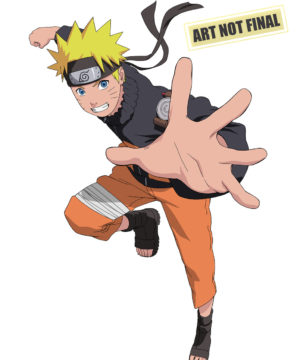 Naruto Shippuden Chakra Collection 4 (Eps 213-283)