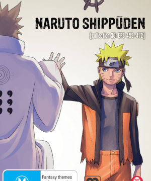 Naruto Shippuden Collection 36 (Eps 459-472)