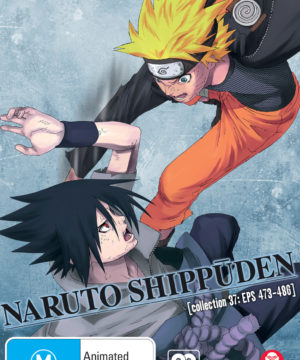 Naruto Shippuden Collection 37 (Eps 473-486)