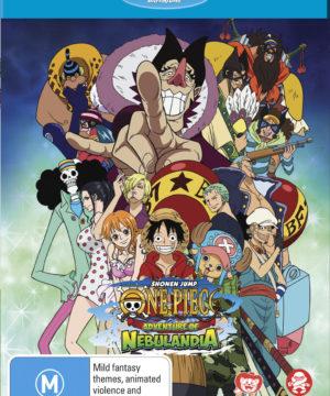 One Piece Adventure of Nebulandia - TV Special (Blu-Ray)