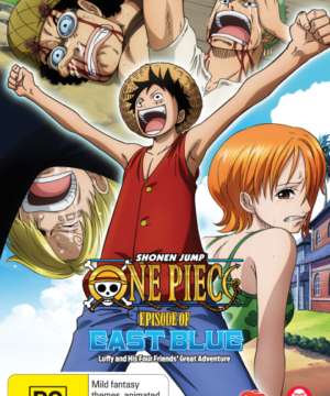One Piece - Episode of East Blue: Luffy and His Four Friends' Great Adventure