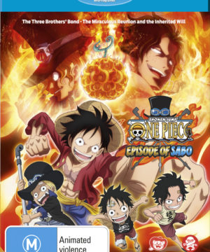 One Piece: Episode of Sabo - TV Special (Blu-Ray)