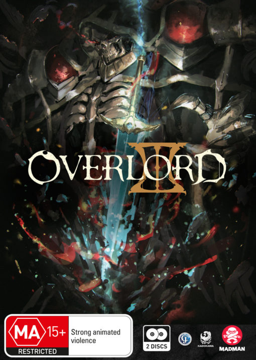 Overlord Complete Season 3