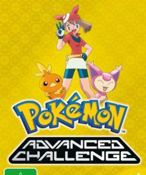 Pokemon Advanced Challenge Season 7 DVD