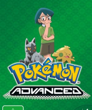 Pokemon Advanced Season 6 DVD