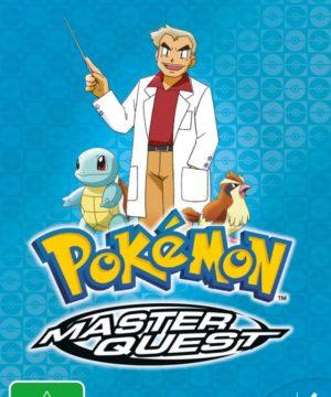 Pokemon Master Quest Season 5 DVD
