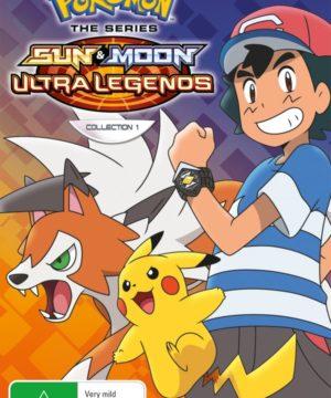 Pokemon Season 22 Collection 1 DVD