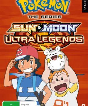 Pokemon Season 22 Complete Collection DVD