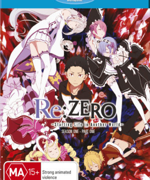 Re:Zero Starting Life in Another World Part 1 (Blu-Ray)