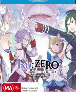 Re:Zero Starting Life in Another World Part 2 (Blu-Ray)