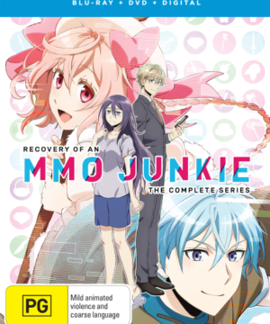 Recovery of an Mmo Junkie DVD / Blu-Ray Combo