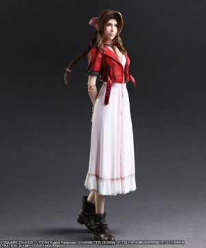 Remake Play Arts Kai Aerith Gainsborough