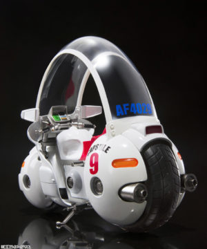 SH Figuarts Bulmas Motorcycle Hoipoi Capsule No 9