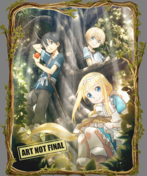 Sword Art Online Alicization Part 1 (Eps 1-13)