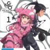 Sword Art Online Alternative: Gun Gale Online Part 1 (Eps 1-6) (Blu-Ray)