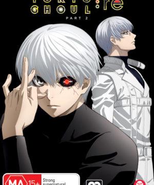 Tokyo Ghoul:Re (Season 3) Part 2 (Eps 13-24)