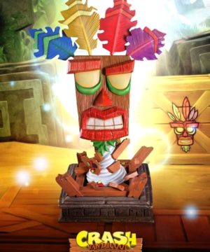 Crash Bandicoot Aku Aku Mask