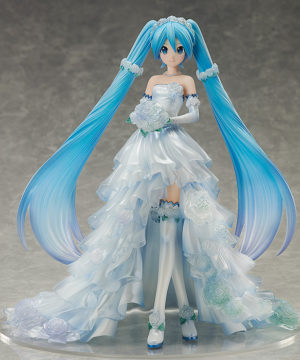 Hatsune Miku Wedding Dress Ver