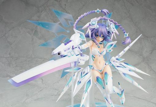 Hyperdimension Neptunia Purple Heart Lilac Cool