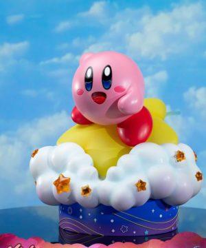 Kirby - Warp Star Kirby Statue