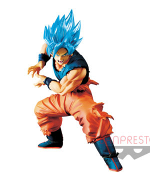 Maximatic Super Saiyan Blue Goku