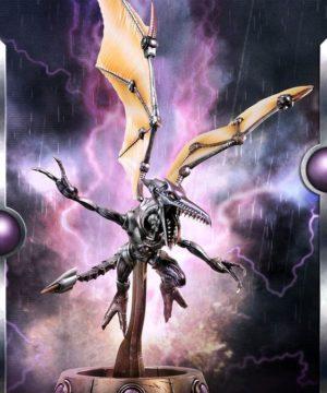 Metroid Prime - Meta Ridley Statue
