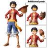 One Piece Grandista Nero Monkey D Luffy