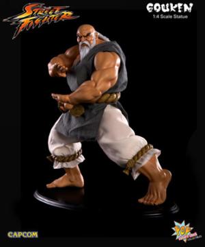 Street Fighter Gouken