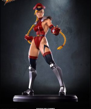 Street Fighter IV Shadaloo Cammy