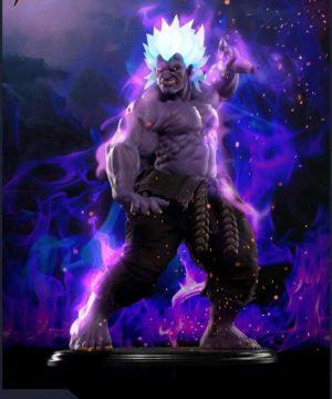 Street Fighter Oni Akuma