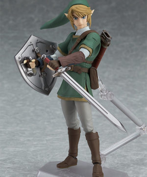 figma Link Twilight Princess ver DX Edition