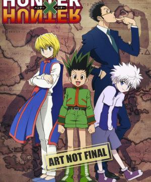Hunter X Hunter Part 1 (Eps 1-26) (Blu-Ray)
