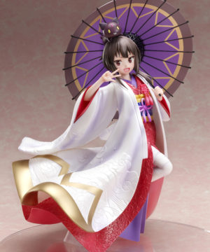 KonoSuba Megumin Shiromuku