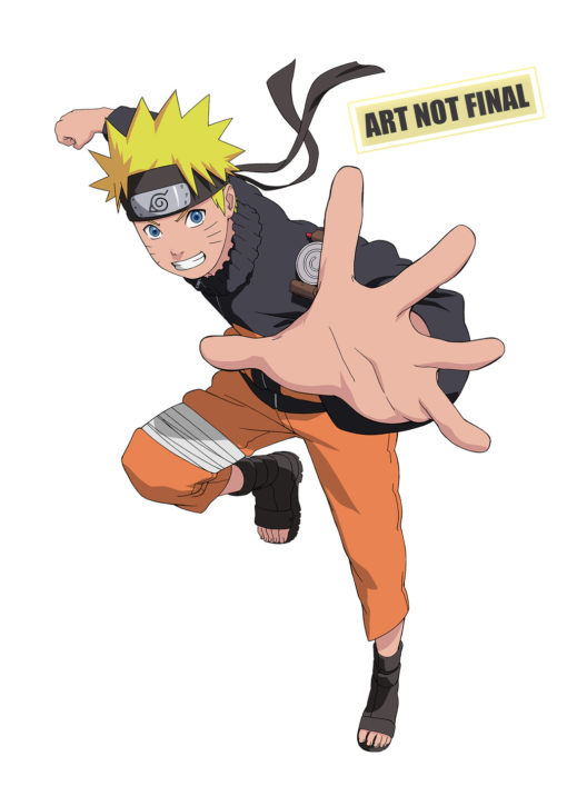 Naruto Shippuden Chakra Collection 7 (Eps 431-500)
