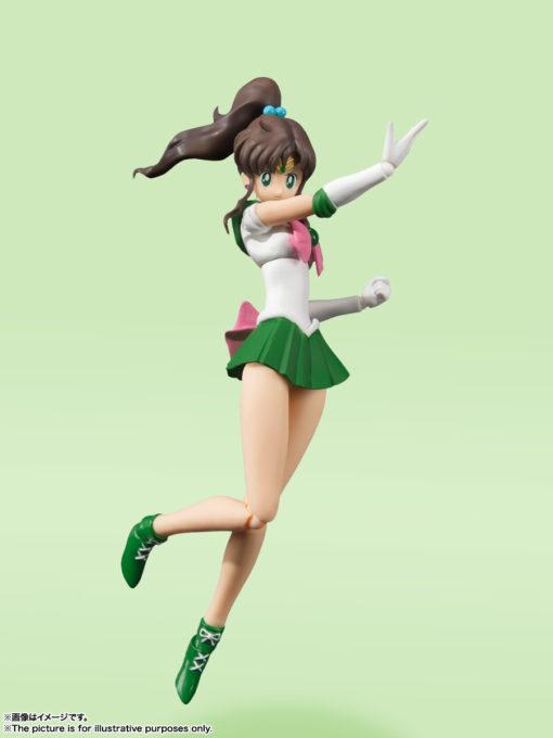 SH Figuarts Sailor Jupiter -Animation Color Edition