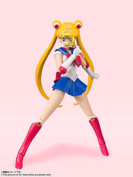 SH Figuarts Sailor Moon Animation Color Edition