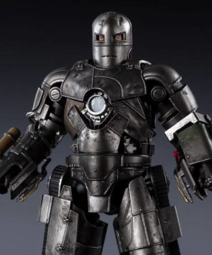 SHFiguarts Iron Man Mk-1 Birth of Iron Man EDITION