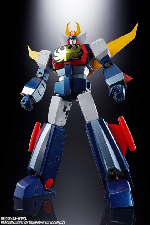 Soul of Chogokin GX-66R Trider G7