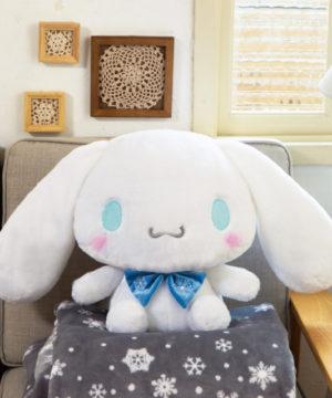 Cinnamoroll Snow Ribbon Plush Furyu