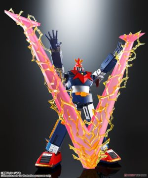 DX Soul of Chogokin Volt in Box Voltes V