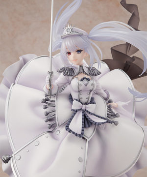 Date A Bullet Light Novel White Queen